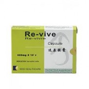RE-VIVE 400MG X 10 CAPS