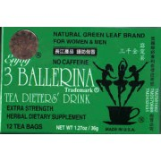BALLERINA HERBAL TEA